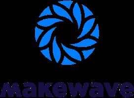 MakeWave logo